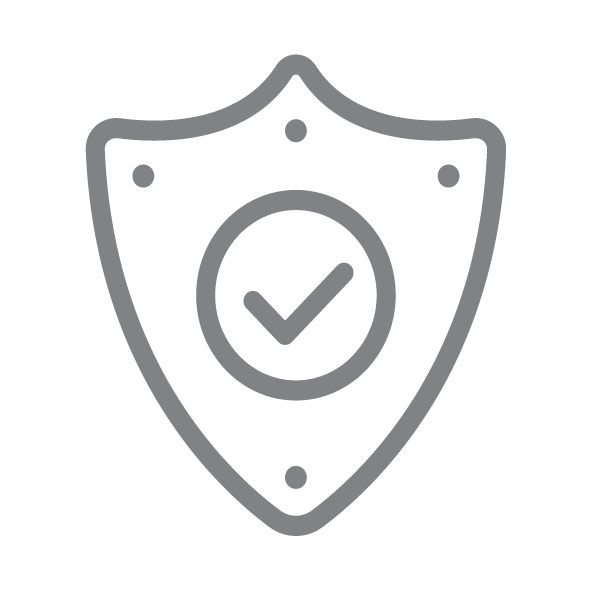 privacy regulation icon